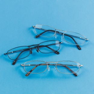 READING GLASSES 2.50 DIOPTER PK12