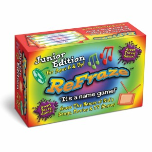 REFRAZE JUNIOR EDITION