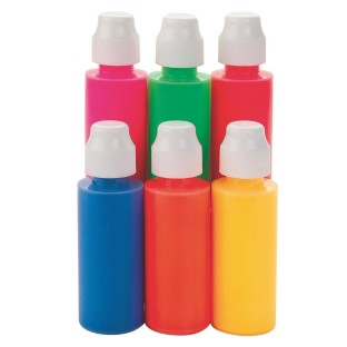 POSTER MARKERS NEON PK/6