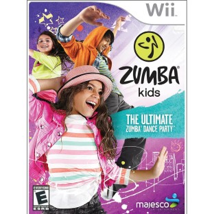 WII ZUMBA FOR KIDS