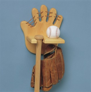 BASEBALL/BAT HOLDER