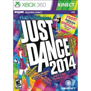 XBOX KINECT JUST DANCE 2014