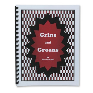 GRINS AND GROANS BOOK