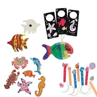 SEA LIFE EASY PACK