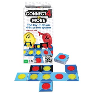 CONNECT 4 AND MORE