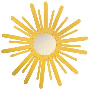 Sunburst Mirror Craft Kit