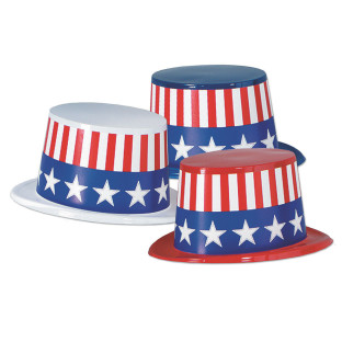 Patriotic Topper Hats