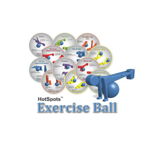 Exercise Ball HotSpots™ Set