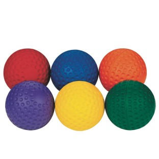 SPECTRUM 3IN MEMORY FOAM BALLS SET OF 6
