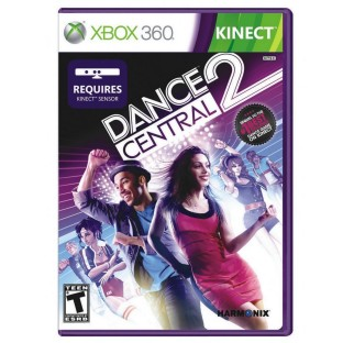XBOX KINECT DANCE CENTRAL 2