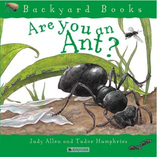 ARE YOU AN ANT BOOK