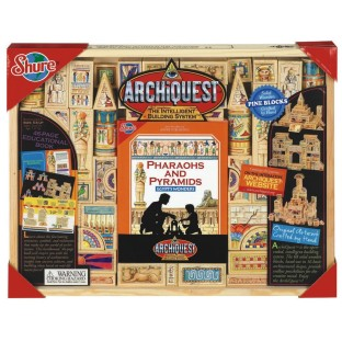 ARCHIQUEST PHARAOHS AND PYRAMIDS BLOCKS