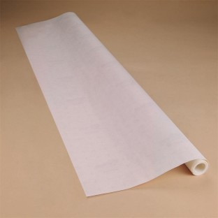 PAPER ROLL FLAME RETARDANT 48INX18FT FROSTED WHITE