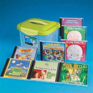 CD Set for Infants and Toddlers