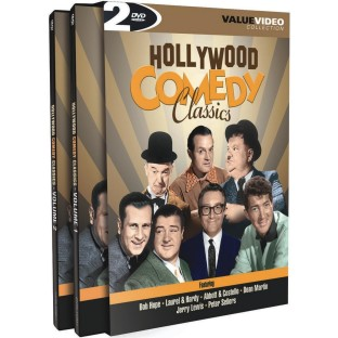 HOLLYWOOD COMEDY CLASSICS DVD SET OF 2