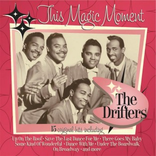 THE DRIFTERS THIS MAGIC MOMENT CD