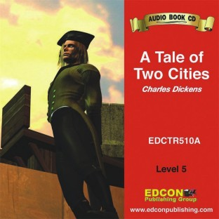 TALE OF 2 CITIES AUDIO BOOK ON CD