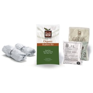 EARTHBOX ORGANIC REPLANT KIT