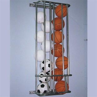 DBL WALL MNT BALL LOCKER