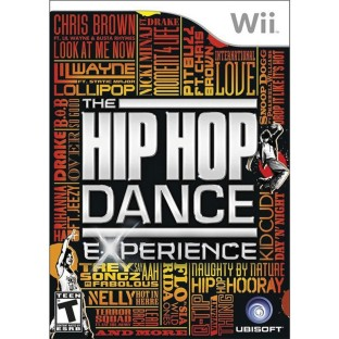WII HIP HOP DANCE EXPERIENCE