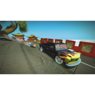 XBOX KINECT JOY RIDE GAME