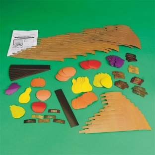 CORNUCOPIA WEAVING CRAFT KIT PK/12