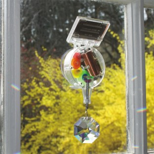 SOLAR POWERED RAINBOWMAKER