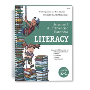 ASSESSMENT AND INTERVENTION LITERACY K TO 1