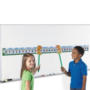 NUMBER LIONS A MAGNETIC CLASSROOM GAME