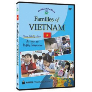 FAMILIES OF THE WORLD DVD VIETNAM