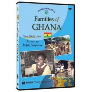 FAMILIES OF THE WORLD DVD GHANA