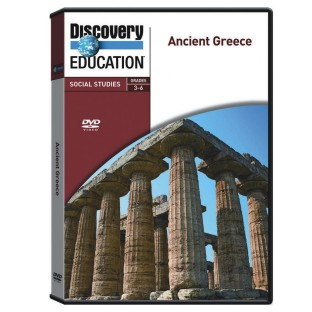DISC CHNL - VHS ANCIENT GREECE