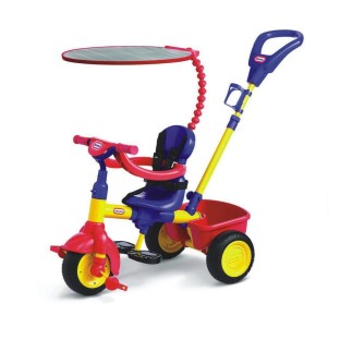 LITTLE TIKES 3 IN 1 TRIKE RED/BLUE
