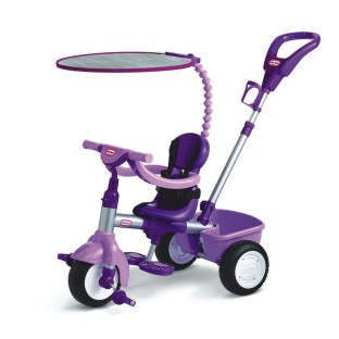 LITTLE TIKES 3 IN 1 TRIKE PURPLE