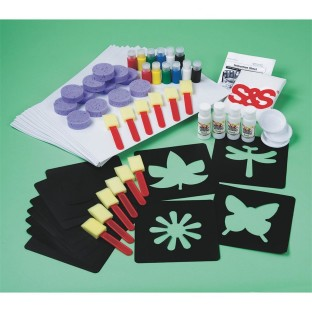 THERACRAFT PLACEMAT KIT PK/12