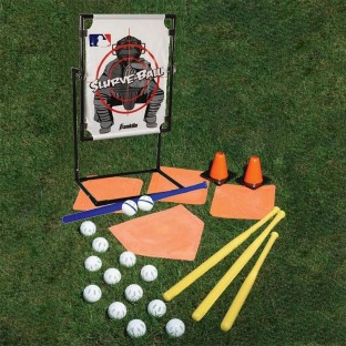 FAST PITCH WIFFLE BALL GAME EASY PACK