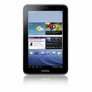 SAMSUNG 8GB GALAXY TAB 2 WIFI TABLET
