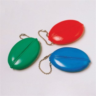 COIN PURSE KEYCHAINS PK12