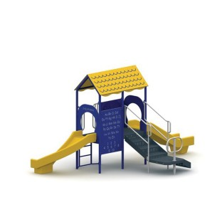 CHILDSHAPERS PLAYGROUND SYSTEMS B