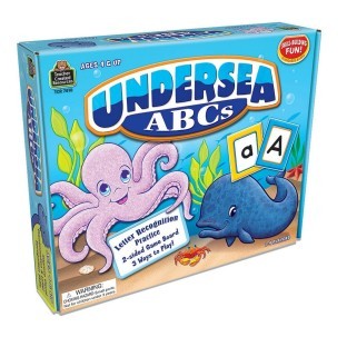 UNDER THE SEA ABC GAME