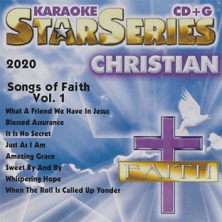 KARAOKE SONGS/FAITH VOL1 CD G