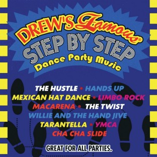 DANCE PARTY MUSIC CD
