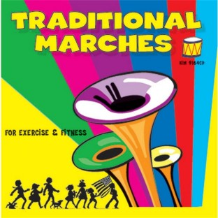 TRADITIONAL MARCHES CD