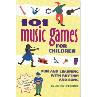 ONE HUNDRED AND ONE MUSIC GAMES BOOK