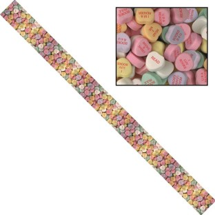 BORDER CANDY HEARTS
