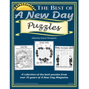 BEST OF A NEW DAY PUZZLE BOOK