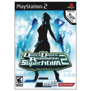 DDR SUPERNOVA 2 DVD GAME