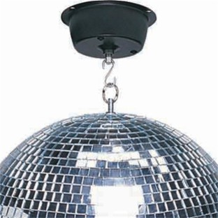 MIRROR BALL ELECTRIC TURNER