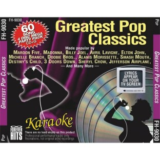 GREATEST POP CLASSICS CD SET