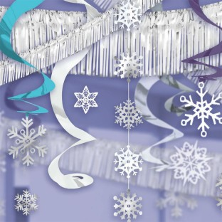 WINTER WONDERLAND DECORATING KIT
